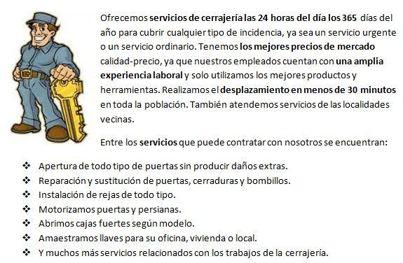 cerrajeros en Portillo de Toledo 24h económicos